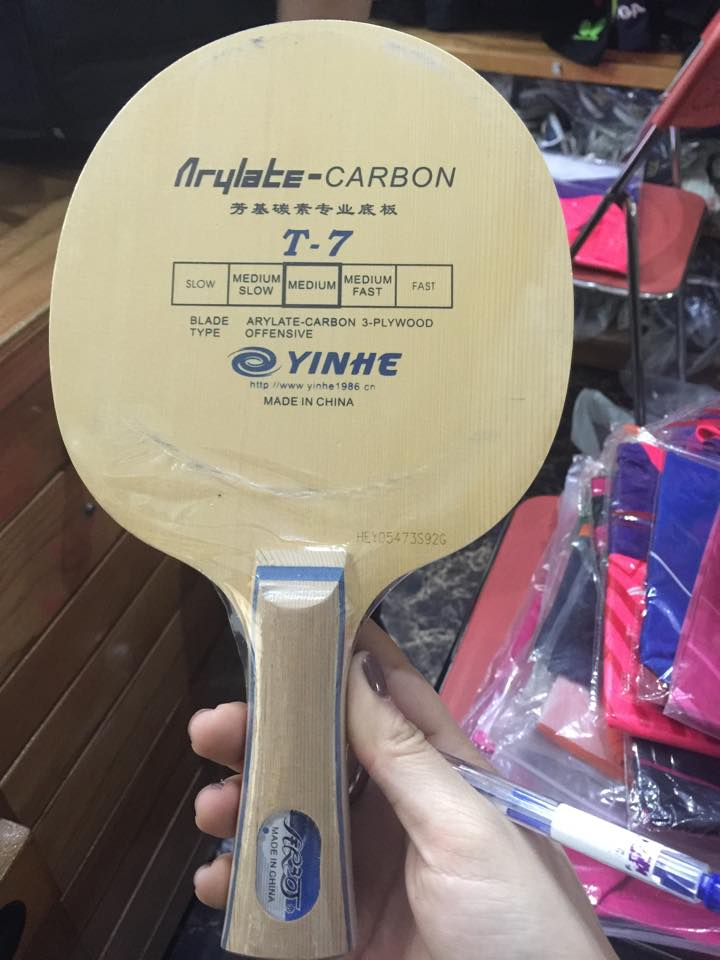 Cốt Yinhe T7 Arylate Carbon