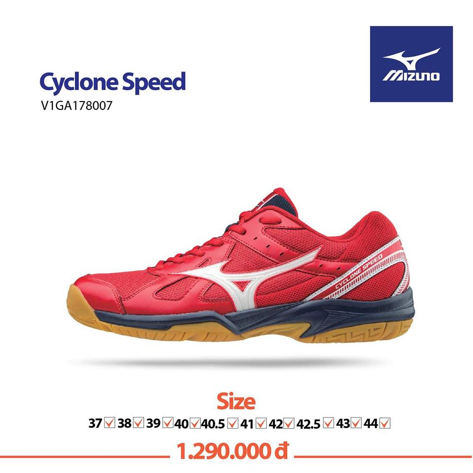 Mizuno Cylon Speed RED