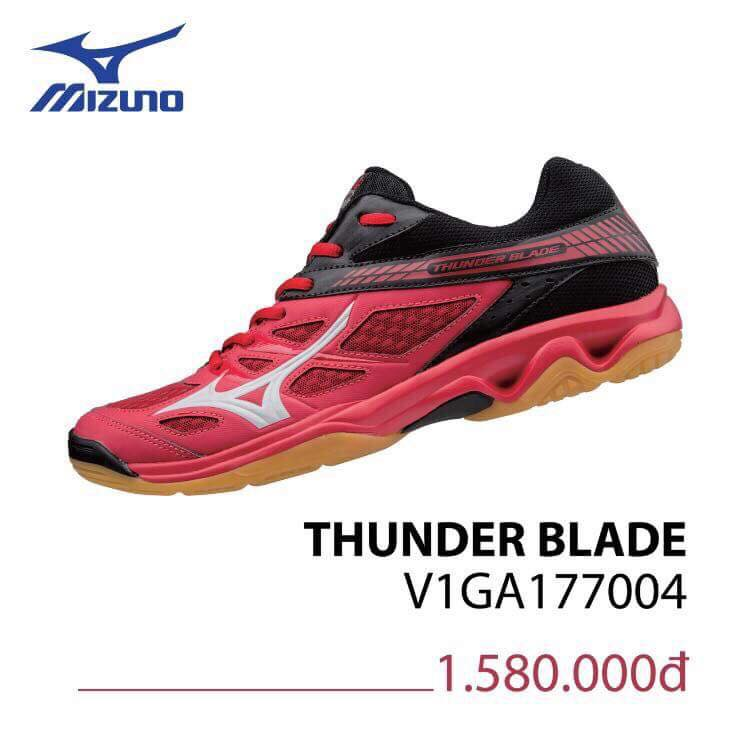 Mizuno Thunder Blade Red Black