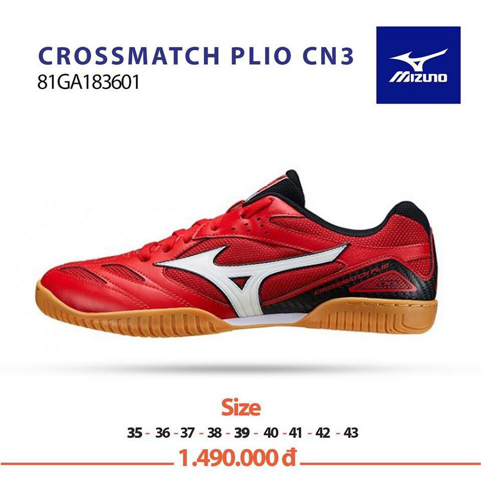 Mizuno Crossmatch Plio CN3