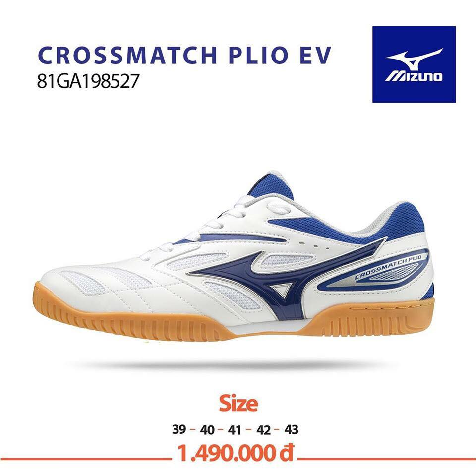 Mizuno Crossmatch Plio EV